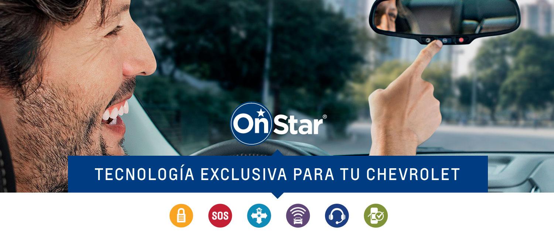 Tecnología OnStar