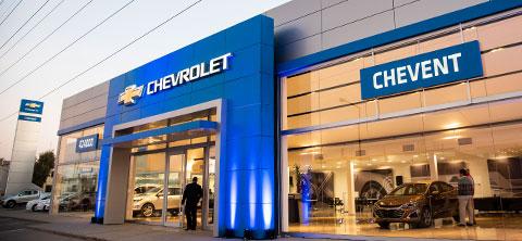 Chevent Concesionario Oficial Chevrolet en Venado Tuerto
