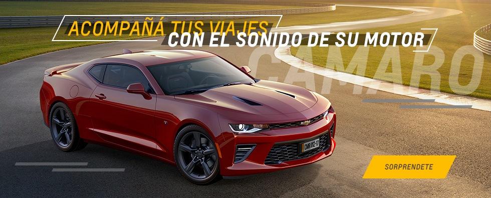 Chevrolet Camaro Coupé en Chevent Venado Tuerto
