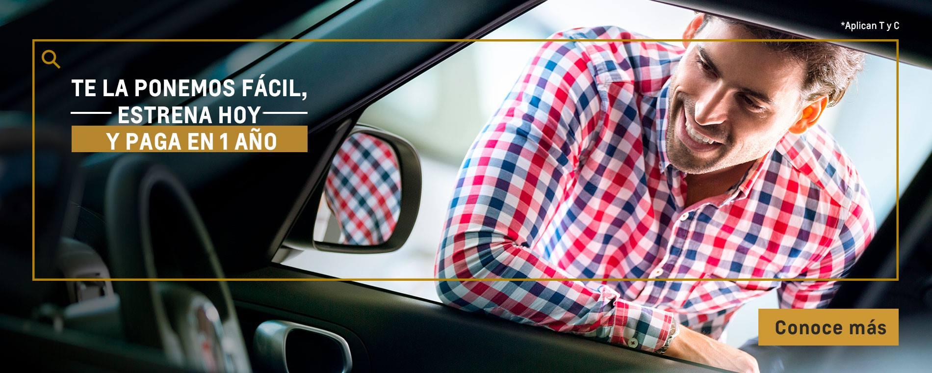 Chevrolet Autolarte - Estrena vehiculo hoy - precios bajos