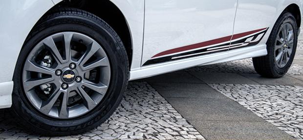 Comprar acessórios carros concessionária Chevrolet Chemarauto