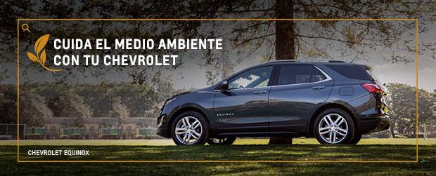 Medio ambiente Chevrolet