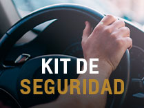 Chevrolet San Jorge - kit de seguridad - Protege tu vehiculo