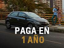Chevrolet San Jorge - Onix Activ - Onix sedán - Onix hb - retoma usado