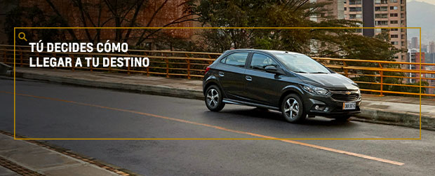 Chevrolet San Jorge - financiación con mes sin interés