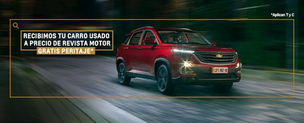 Chevrolet San Jorge - retoma usado - carro nuevo - Revista motor