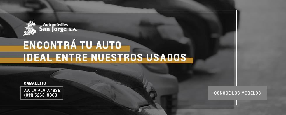 Usados en Chevrolet San Jorge Caballito