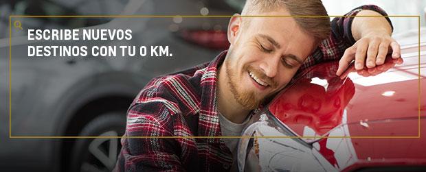 Cero kilómetros con Chevrolet