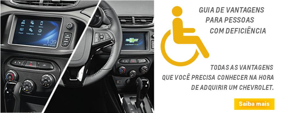 Carro com descontos para deficientes sao roque