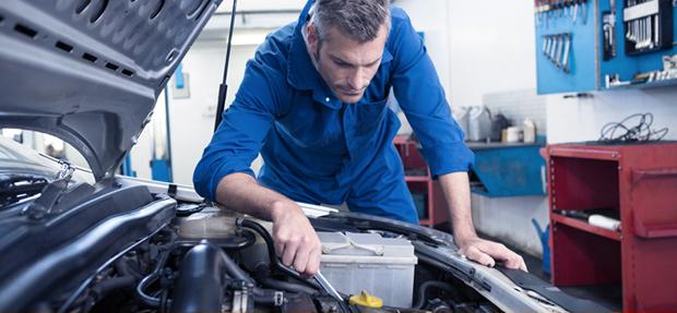 Serviços manutenção reparo revisão de carros concessionária Chevrolet Roqueville