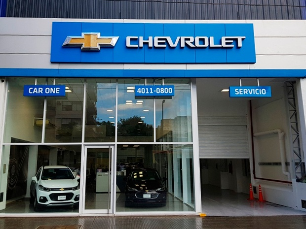 Car One Concesionario Oficial Chevrolet