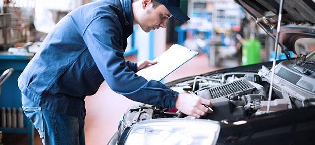 Serviços de manutenção e reparo para revisão de carros na concessionária Chevrolet Santa Clara