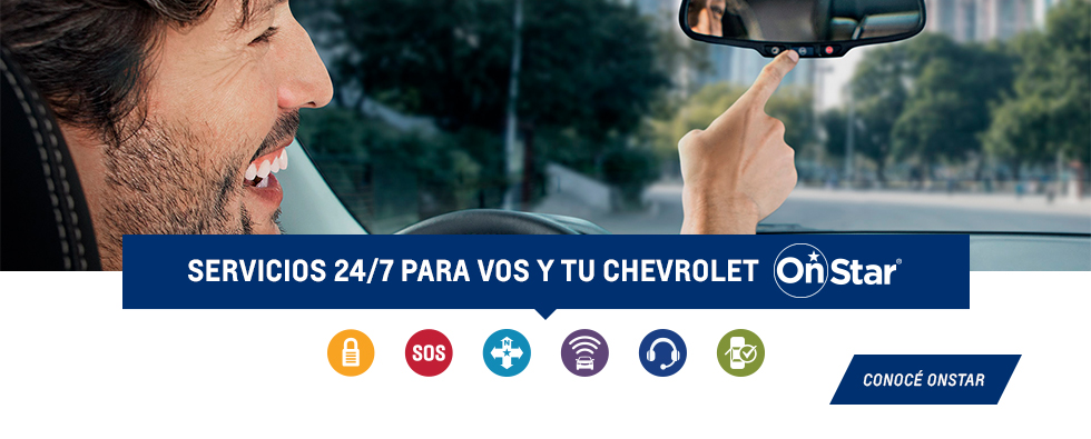 Chevrolet OnStar en Belnorte