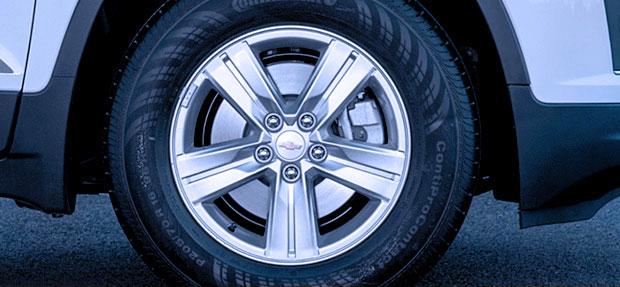Comprar acessórios para carros na concessionária Chevrolet Cical
