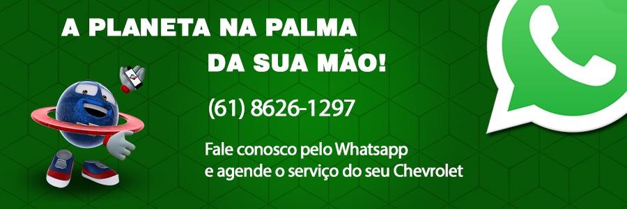 Agende pelo Whats app