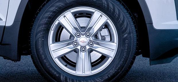 Comprar acessórios para carros na concessionária Chevrolet Dafonte