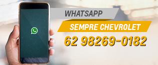 Whatsapp Sempre Chevrolet.