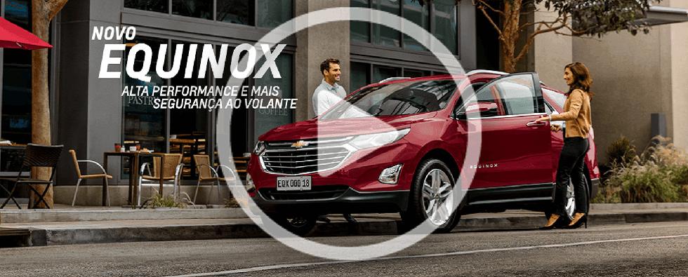 Novo Chevrolet Equinox