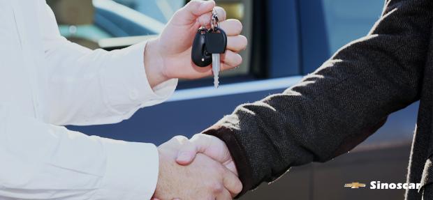 Comprar carro novo ou trocar seminovo consórcio de carros na concessionária Chevrolet Sinoscar