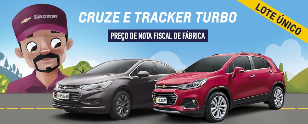 Banner Cruze e Tracker NF