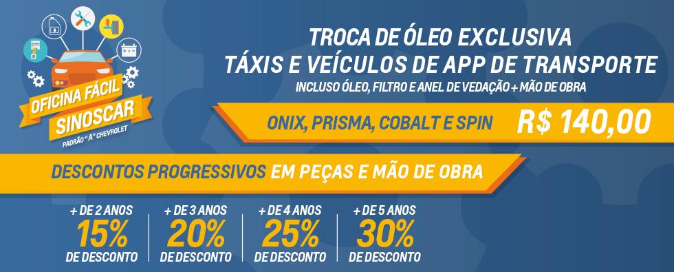 Banner taxi - descontos