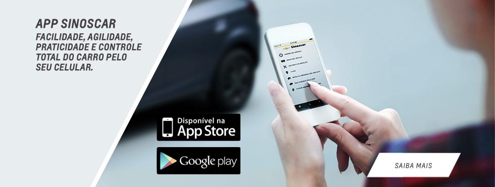 app concessionária Chevrolet Sinoscar