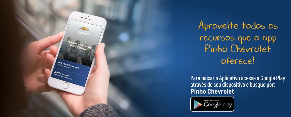 Aplicativo Pinho