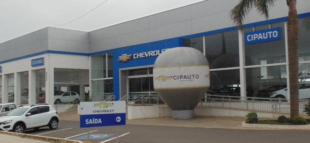 Cipauto - Ponta Grossa