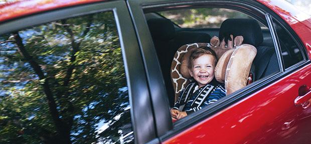Carro com o Seguro Auto concessionária Chevrolet Veibras