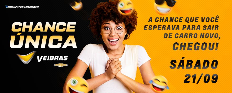 #ChanceUnicaVeibras