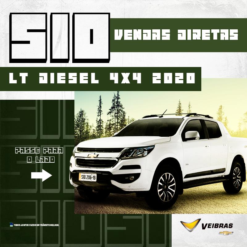 #vendasDiretas #ChevroletS10