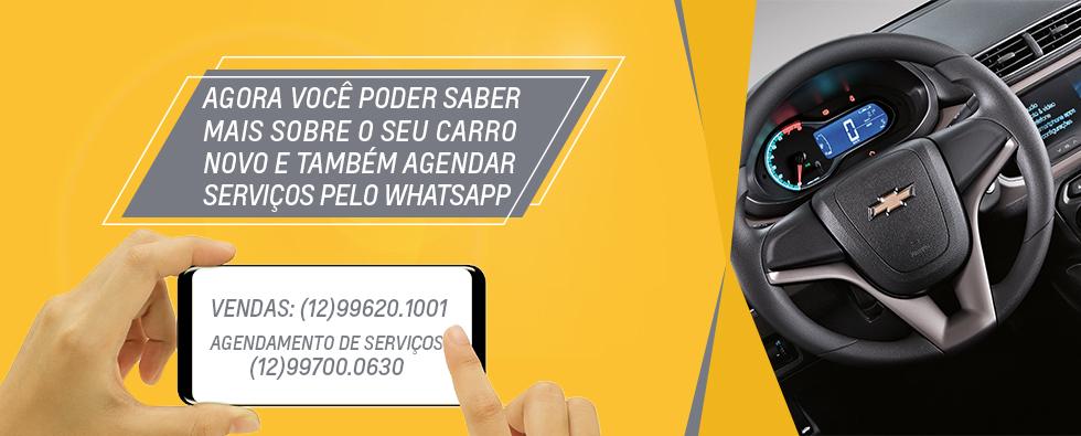 agendamento whatsapp
