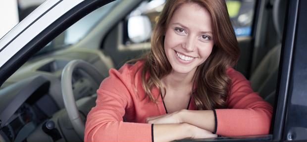 Carro com o Seguro Auto concessionária Chevrolet Mocovel Mococa