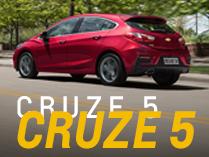 Oportunidad en Chevrolet Cruze 5 en Comar