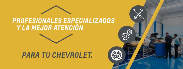 Servicio Chevrolet Comar Automotores