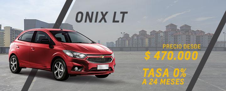 Oferta de Chevrolet Onix en Comar Automotores
