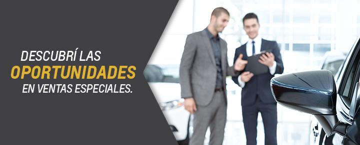 Beneficios empresariales Chevrolet Comar Automotores