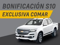 Oferta en Chevrolet S10 Cabina Doble versiones LS
