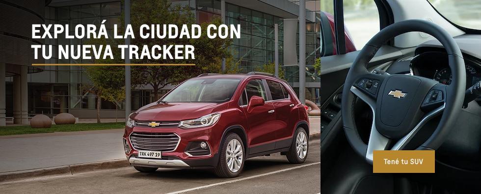 Chevrolet Tracker en Gonzalez Automóviles