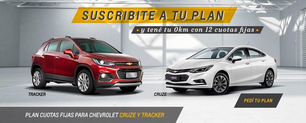 Plan de Ahorro Chevrolet  Cuota Fija en González Misiones