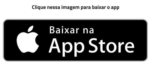 baixe no app store