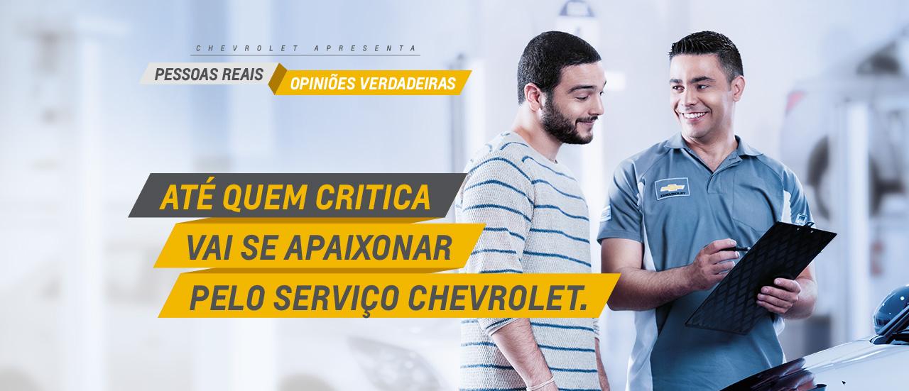 Serviços de manutenção e reparo para revisão de carros na concessionária Chevrolet Uglione