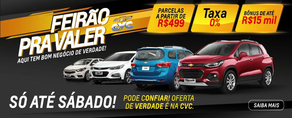 Feirão CVC